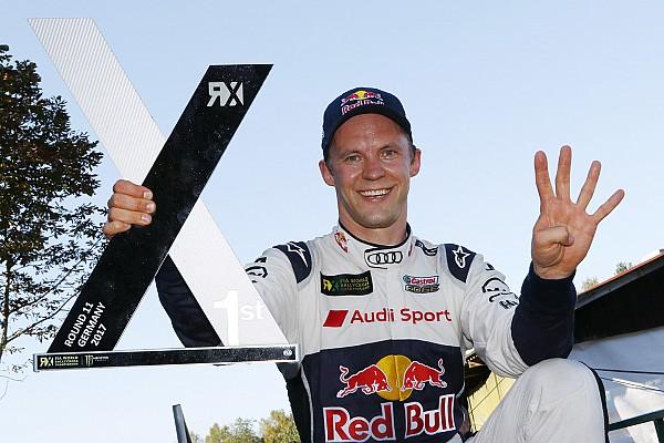 World Rallycross Yarış raporu Almanya WRX: Ekström beş ay sonra ilk zaferini kazandı
