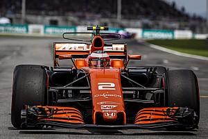 Fórmula 1 Conteúdo especial Coluna do Vandoorne: Sepang foi minha melhor corrida