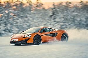 Auto Actualités Une santé d'enfer chez McLaren!