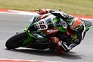 World Superbike Misano WSBK: Sykes wins as top three crash on final lap