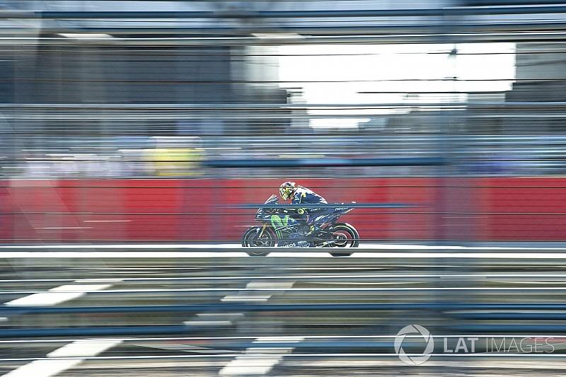 Rossi se reúne com médicos para decidir se corre em Aragón