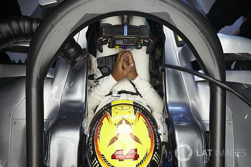 VIDEO: Jefe de Mercedes explica el Halo