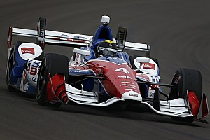 IndyCar Breaking news Foyt pleased with progress, regrets lack of time