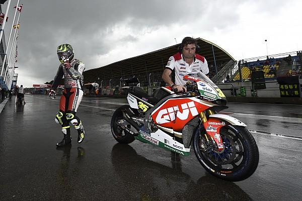 MotoGP Son dakika Crutchlow, Donington'ı