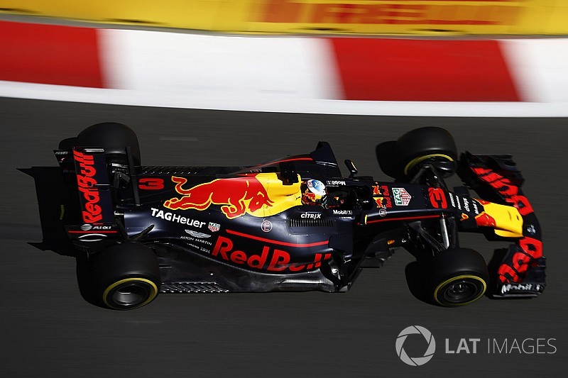 Red Bull отримає поліпшене пальне на Гран Прі Великої Британії