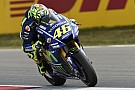 MotoGP Rossi will race new Yamaha MotoGP chassis at Assen