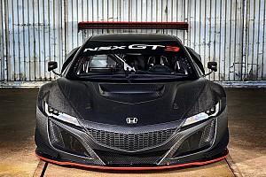 スーパーGT 速報ニュース CARGUYが2018年のGT300クラス参戦を発表。マシンはNSX GT3