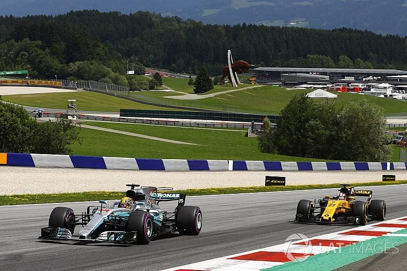 Mercedes y Renault advierten de los peligros del nuevo reglamento