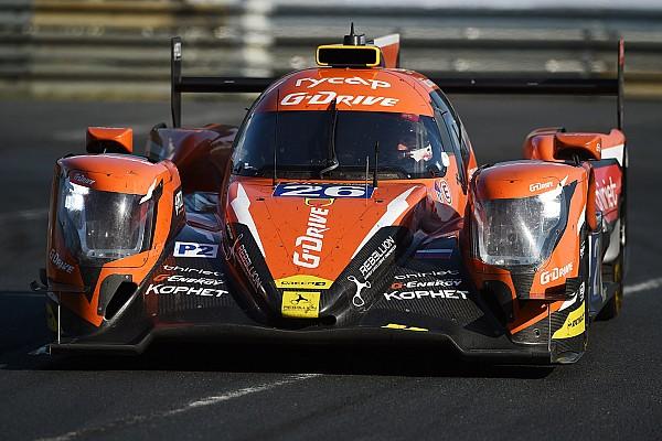 G-Drive penalizzata al Nurburgring per la manovra di Rusinov