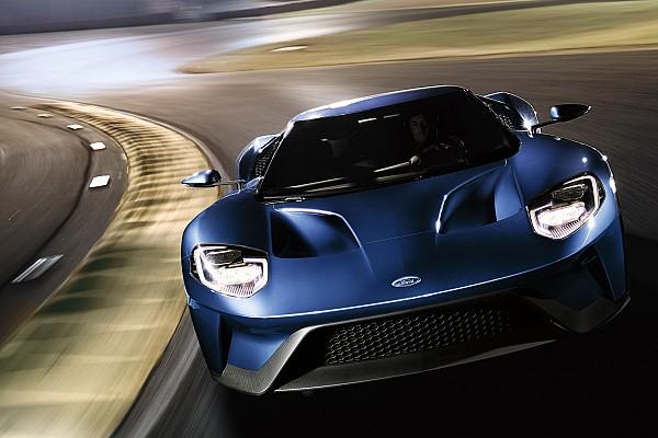 Auto Actualités Quand la Ford GT se compare à un avion de chasse
