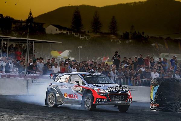 WRC Rally Australia alters Super Special Stage for 2017