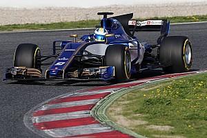 F1 Top List 图集:索伯C36赛车巴塞罗那首航