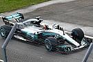 Formula 1 Fotogallery: le prime foto della Mercedes W08 Hybrid