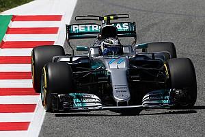 Formule 1 Réactions Bottas: Maintenir Vettel derrière moi