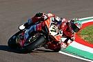 WSBK Ducati, Davies vuole sfatare il tabù Donington. Melandri cerca il successo