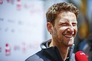 Formule 1 Interview Posez vos questions à Romain Grosjean!