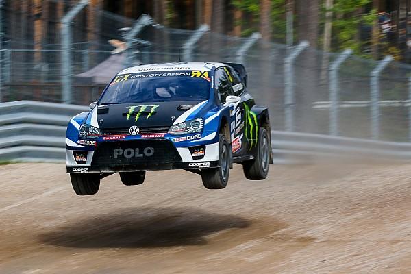 Rallycross-WM-Titel 2017 für Kristoffersson nach WRX-Sieg in Riga