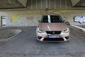 Autó BRÉKING Magyarországon az új Seat Ibiza, amit már össze is törtek