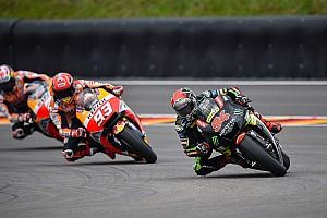 MotoGP Fotostrecke Das Sachsenring-Wochenende der MotoGP in Fotos: Fakten, Geschichten, Bilder