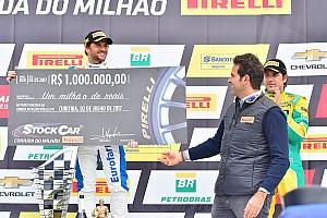 Stock Car Brasil Últimas notícias Vitória na Corrida do Milhão dá liderança a Serra
