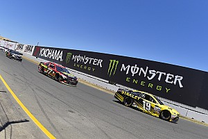 NASCAR Cup Commentary Youth is being served in NASCAR - at a much lower price