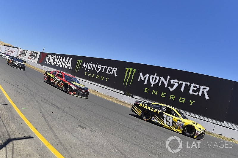 Youth is being served in NASCAR - at a much lower price