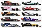 Galería: Todos los coches y pilotos de la temporada 2017 de F1