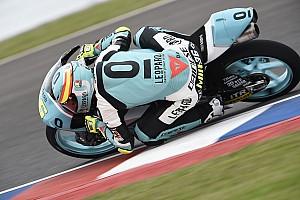 Moto3 Raceverslag Mir ook maatje te groot voor de rest in Grand Prix van Argentinië