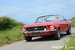Auto Actualités Notre essai de la Ford Mustang 289 de 1967