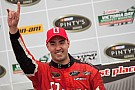 NASCAR Canada Meet NASCAR Pinty's latest race winner, Kevin Lacroix
