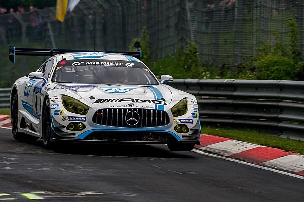 Mercedes names line-up for Nurburgring 24 Hours title defence