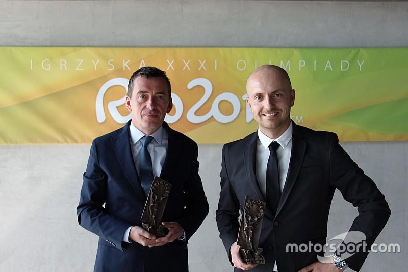Kajetanowicz e Baran premiati per il loro fair-play
