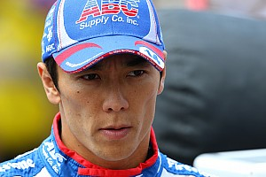 IndyCar Breaking news Sato signs with Andretti Autosport for 2017