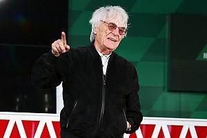 Formula 1 Breaking news F1 needs three people to replace Ecclestone, says di Montezemolo