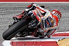 MotoGP Austin:Lorenzo runs Marquez close for pole