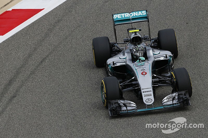 "Mercedes expects ""extreme"" Chinese GP tyre strategies"
