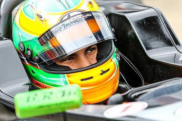 F3 Europe Interview Daruvala chooses European F3 for 2017 season