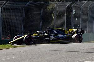Ez okozta Ricciardo látványos szárnytörését: kép