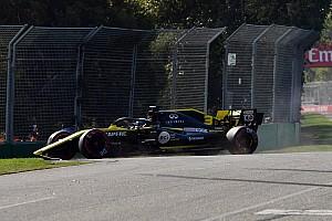 Renault: Ricciardo'nun ilk hafta sonu genel olarak