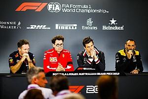 Renault rappelle ses craintes au sujet des équipes B