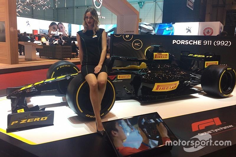Pirelli: la mule-car per sviluppare le gomme da 18 pollici è stata richiesta alla FIA