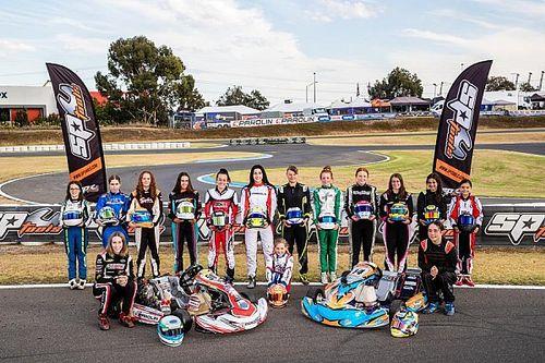 Karting Australia forms female commission