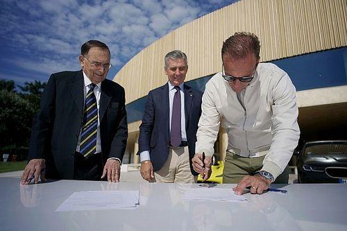BMW partners up with Dallara for LMDh prototype