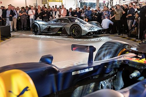 Red Bull's Adrian Newey hints at new road car plans