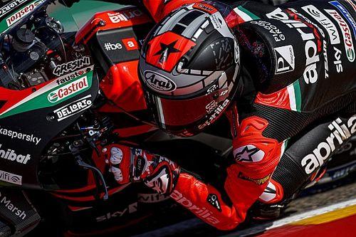 Mejor tiempo para Viñales en el FP1 del GP de San Marino