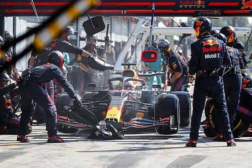 Red Bull: El mal pitstop en Monza fue por los cambios de la FIA