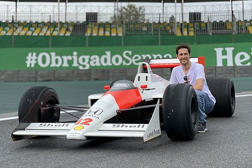 VÍDEO: Bruno Senna relembra histórias com tio Ayrton, Berger e Frank Williams