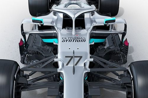 What's behind Mercedes' extreme new sidepods