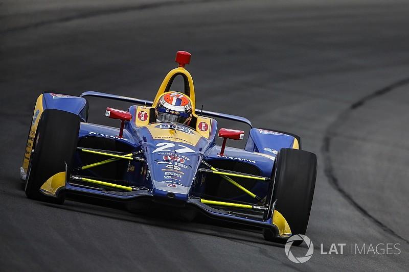 Россі виграв гонку IndyCar в Поконо
