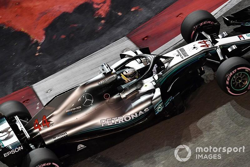 Hamilton: Vettel karşısında